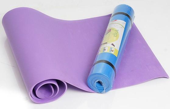 Thảm Tập Yoga PVC 173x61x0,5 Cm Tặng Kèm Túi Đựng Hàng Cao Cấp