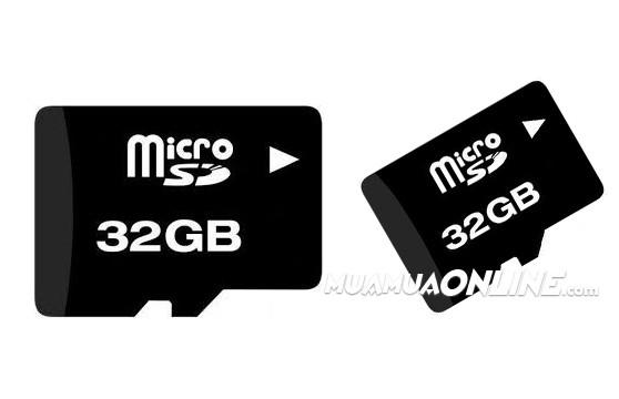 Thẻ Nhớ Micro Sd 32Gb Cao Cấp