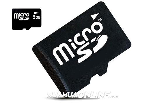 Thẻ Nhớ Micro 8Gb
