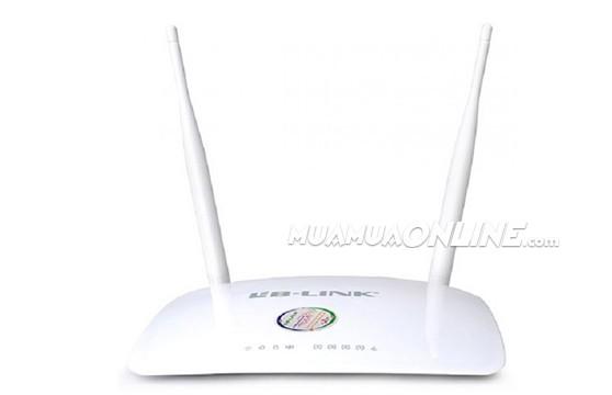 Thiết Bị Modem Phát Sóng Wifi Lb-Link Bl-Wr2000 300Mbps Chính Hãng