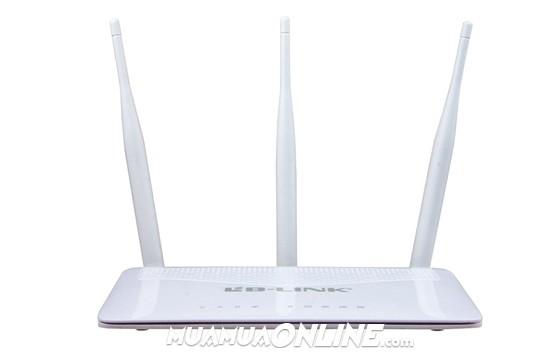 Thiết Bị Modem Phát Sóng Wifi Lb-Link Bl-Wr3000 300Mbps Chính Hãng