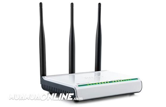 Thiết Bị Modem Phát Sóng Wifi Tenda W303R 300Mbps Chính Hãng