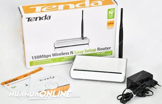 Thiết Bị Modem Phát Sóng Wifi Tenda W316R 150Mbps Chính Hãng