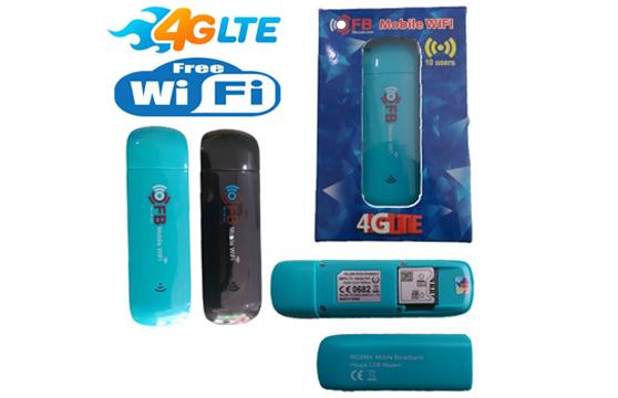 Thiết Bị Phát Sóng Wifi Từ Sim 3G, 4G Fb-Link Bw79 Tốc Độ Cao