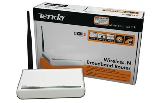 Thiết Bị Modem Phát Sóng Wifi Tenda W311R 150Mbps Chính Hãng