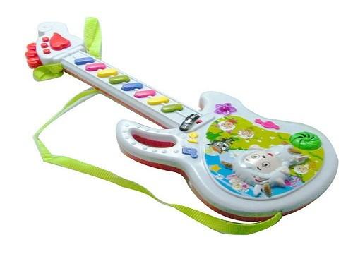 Trò Chơi Cây Đàn Guitar Cho Bé