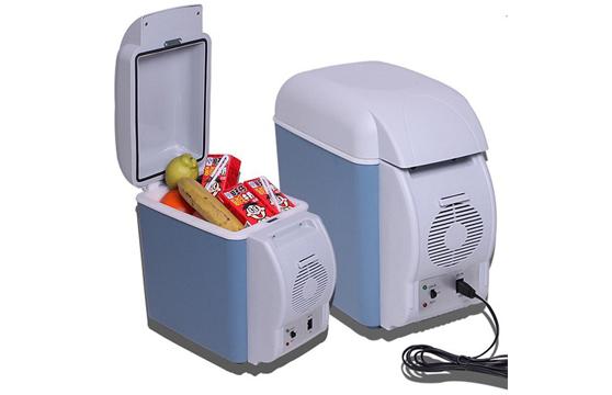 Tủ Lạnh Mini Di Động Dành Cho Ô Tô 7.5L