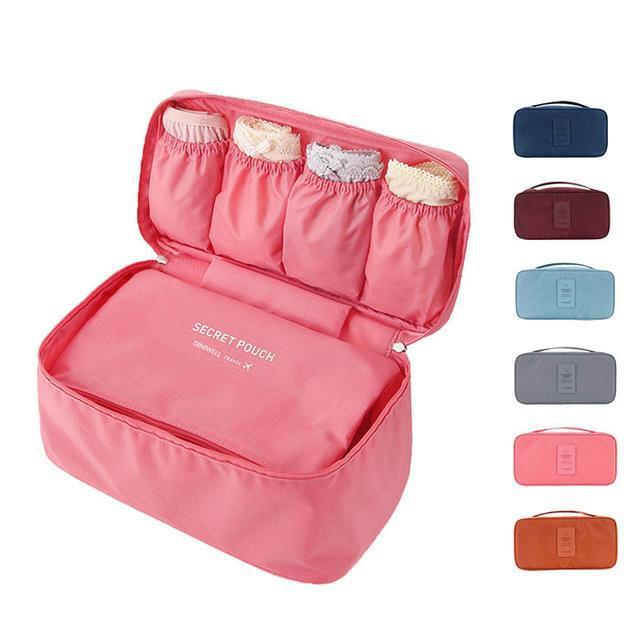 Túi Du Lịch Đựng Đồ Lót Underwear Chống Nước Phong Cách Hàn Quốc