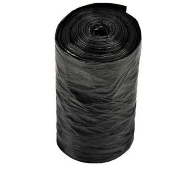 Cuộn 50 Túi Nilon Đựng Rác Màu Đen 50x60cm