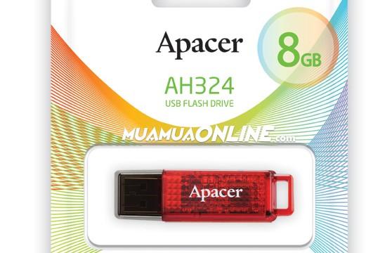 Usb Apacer 8Gb Ah324