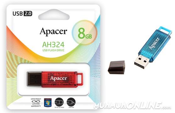 Usb Apacer 16Gb Ah324