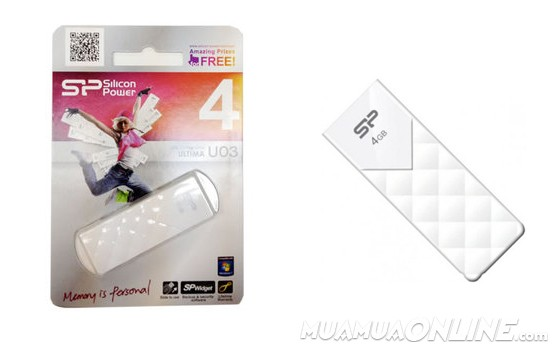 Usb Silicon Power Ultima U03 4Gb