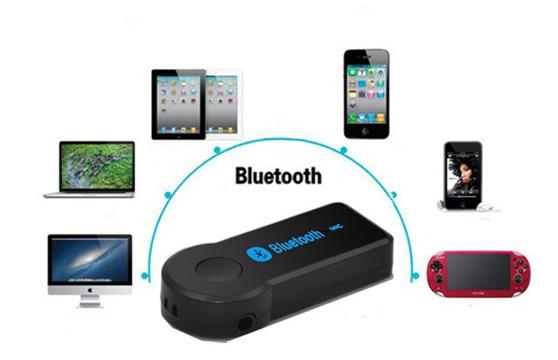 Usb Tạo Bluetooth Cho Dàn âm Thanh, Loa , Tai Nghe Dùng Pin Sạc