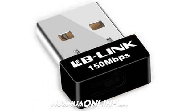 Usb Thu Bắt Sóng Wifi Lb-Link Wn151 150Mbps Chính Hãng