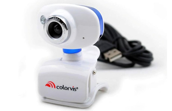 Webcam Colorvis Nd-80 Box