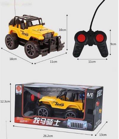 Xe Super Jeep Điều Khiển Từ Xa Địa Hình Vượt Chướng Ngại Vật