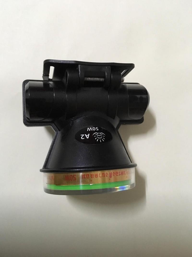 Đèn Đội Đầu A2 50W Siêu SÁng Chống Nước