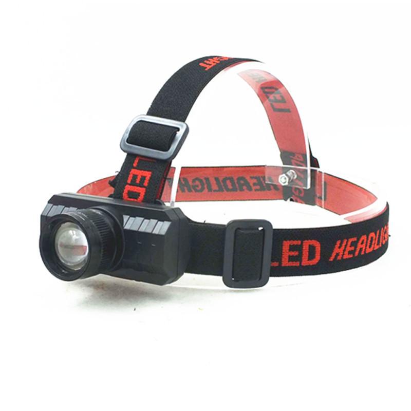 Đèn Đội Đầu Headlamp Sạc USB
