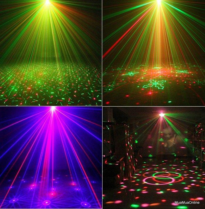 Đèn Led Xoay 7 Màu Vũ Trường, Karaoke Cao Cấp