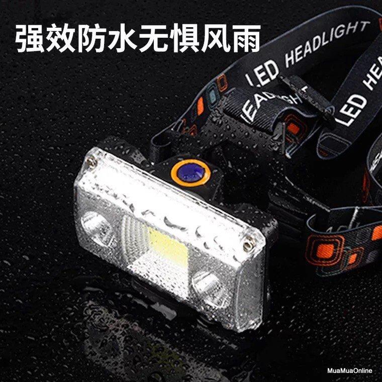 Đèn Pin Đội Đầu LL-6653 Siêu Sáng Cao Cấp