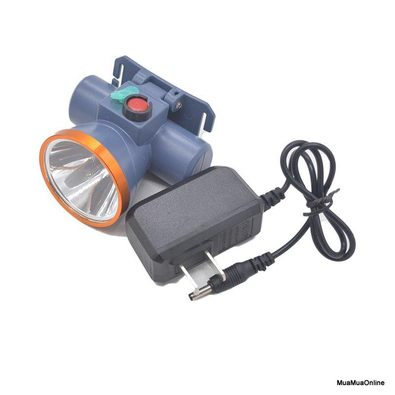 Đèn Pin Đội Đầu LZW-198 50W Siêu Sáng Tặng Kèm Bộ Sạc Cao Cấp