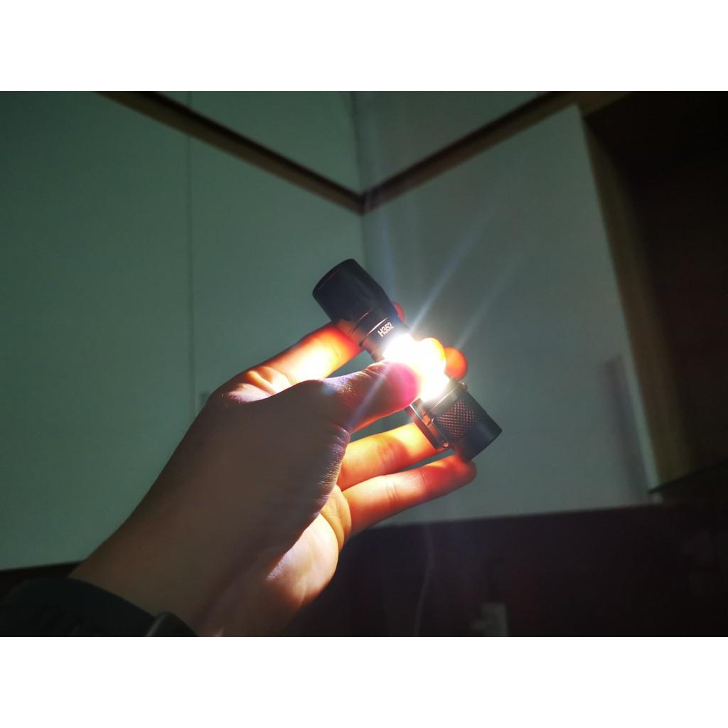 Đèn Pin Sạc H352 Mini Siêu Sáng