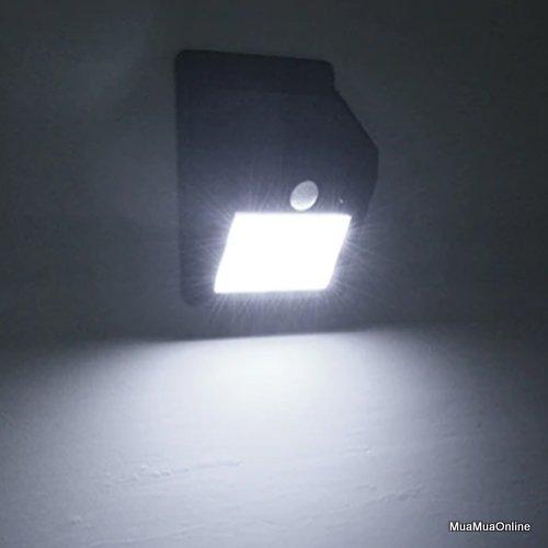 Đèn Cảm Biến Pin Sạc Năng Lượng Mặt Trời Cao Cấp