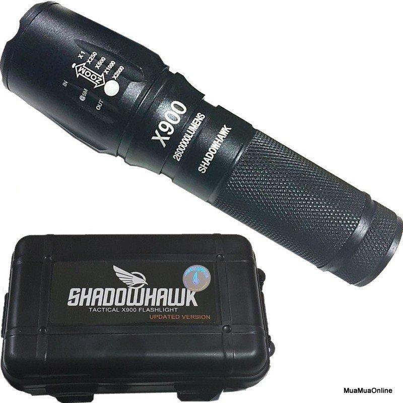 Đèn Pin Police X900 Siêu Sáng Cao Cấp
