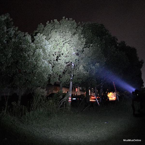 Đèn Pin Đội Đầu Sạc Điện A4 Cao Cấp
