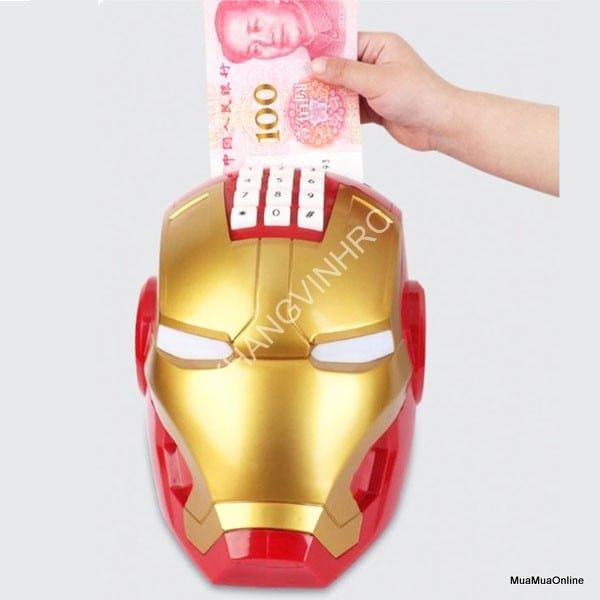 Két Sắt Mini Thông Minh Hình Iron Man Cao Cấp