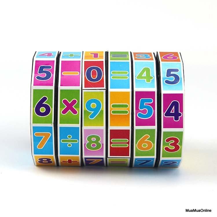Đồ Chơi Toán Học Khối Xoay Rubik