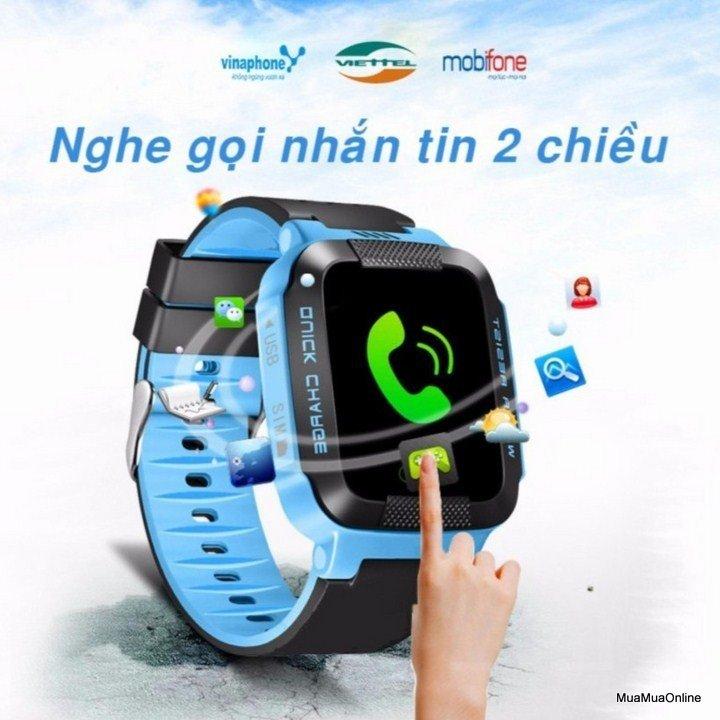 Đồng Hồ định Vị Trẻ Em Y2 Thông Minh