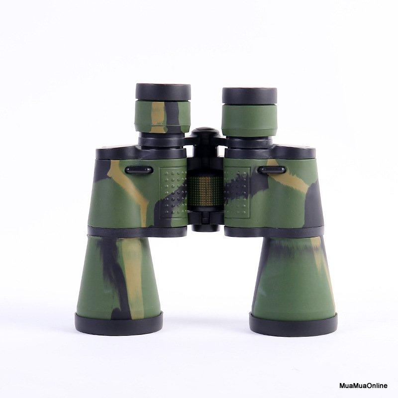 Ống Nhòm Binoculars Rằn Ri 20x50 168m/1000m Cao Cấp + Tặng Túi Đựng
