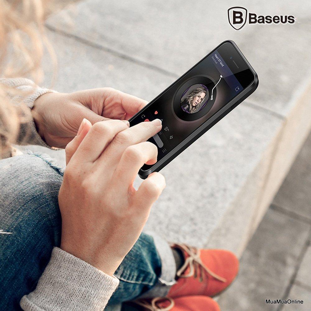Ốp Lưng Tích Hợp Pin Sạc Dự Phòng Baseus Lv192 Cho Iphone 6/ 6S 2500Mah