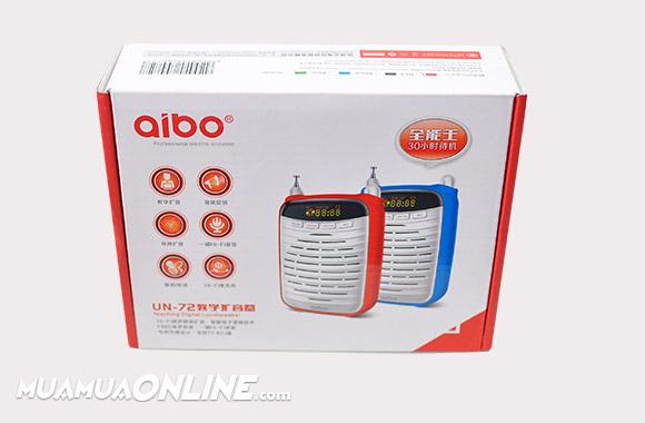 Loa Trợ Giảng USB Thẻ Nhớ FM Aibo UN72