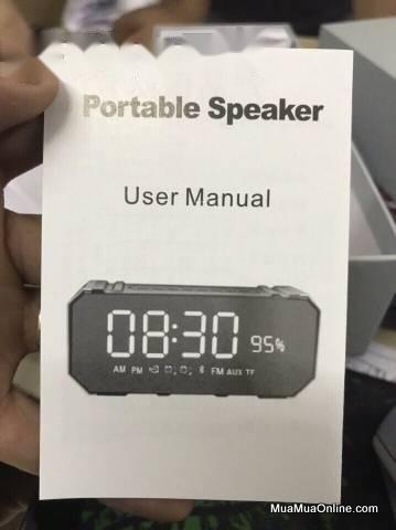 Loa Bluetooth Dg100 Cực Hay