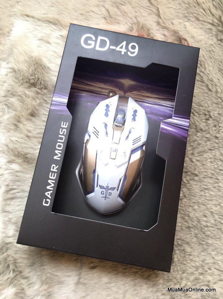 Chuột Chuyên Game Gd49 Chính Hãng