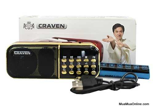 Loa Nghe Nhạc Craven Cr-25A