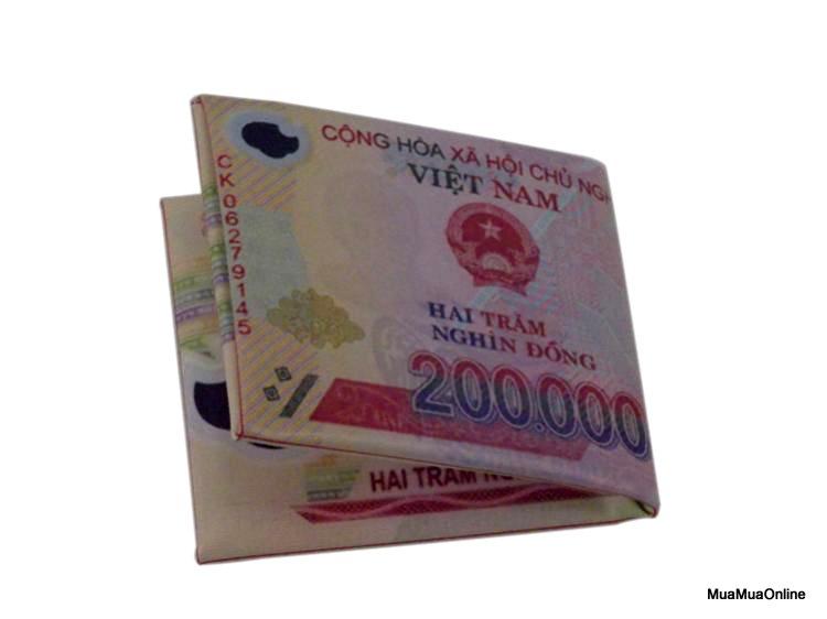 Bóp Ví Nam Hình 200K