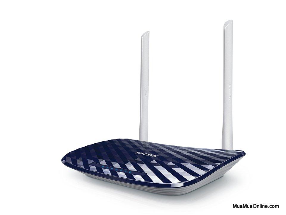 Bộ Phát Wifi Chuẩn Ac750 Tp-Link C20