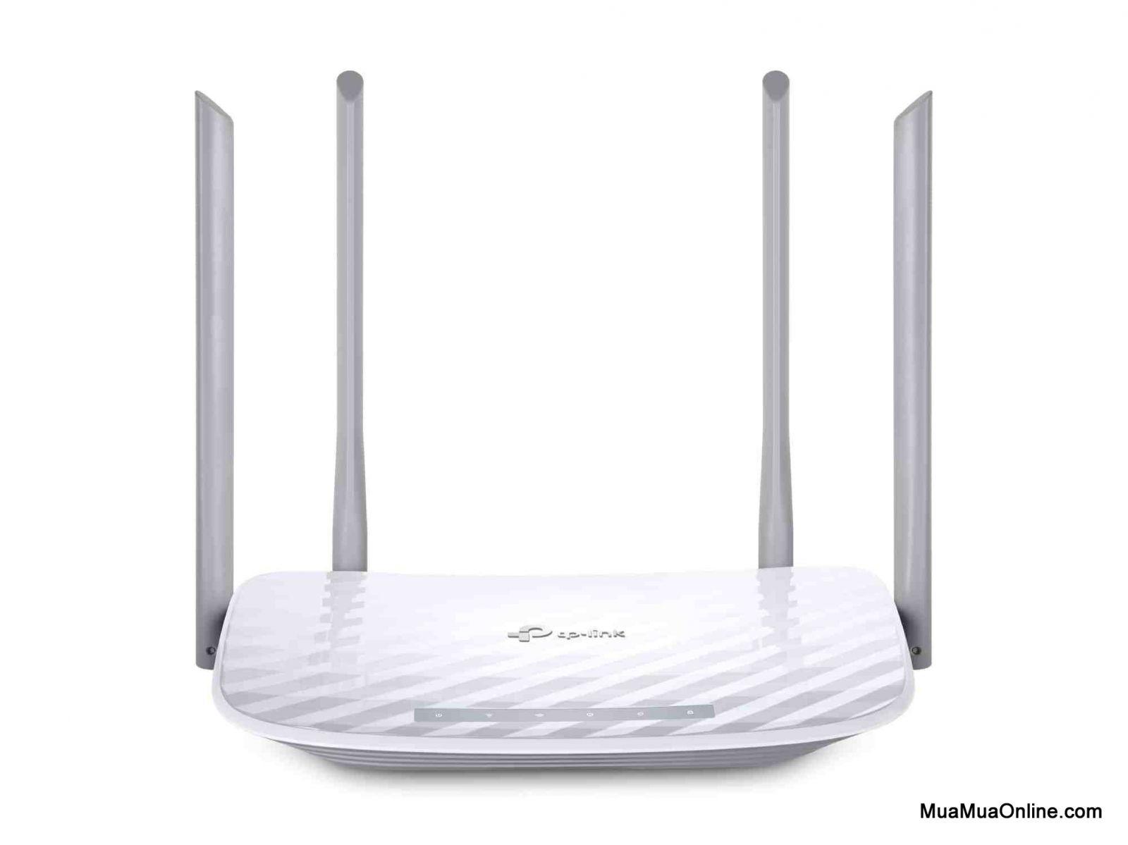 Bộ Phát Wifi Chuẩn Ac1200 Tp-Link C50 Băng Tầng Kép
