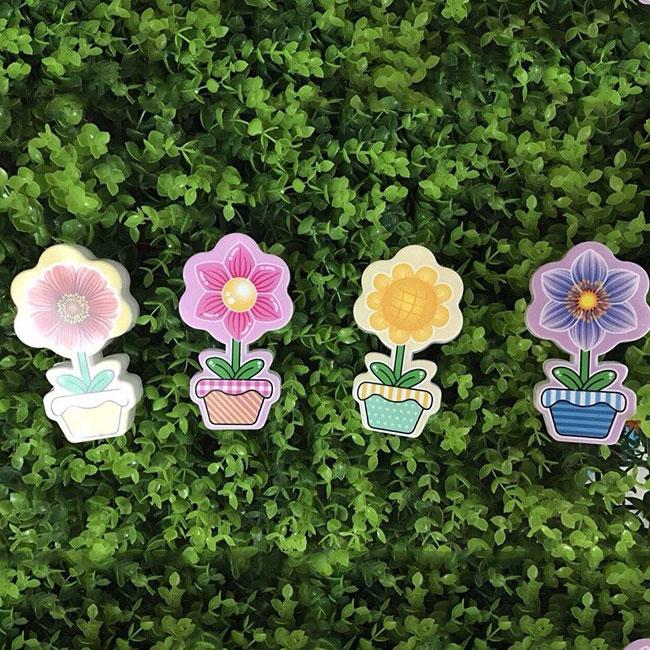 Đèn Ngủ Hình Chậu Hoa