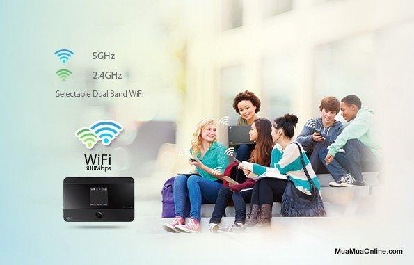 Bộ Phát Wifi Từ Sim3G/4G Lte Tp-Link M7350