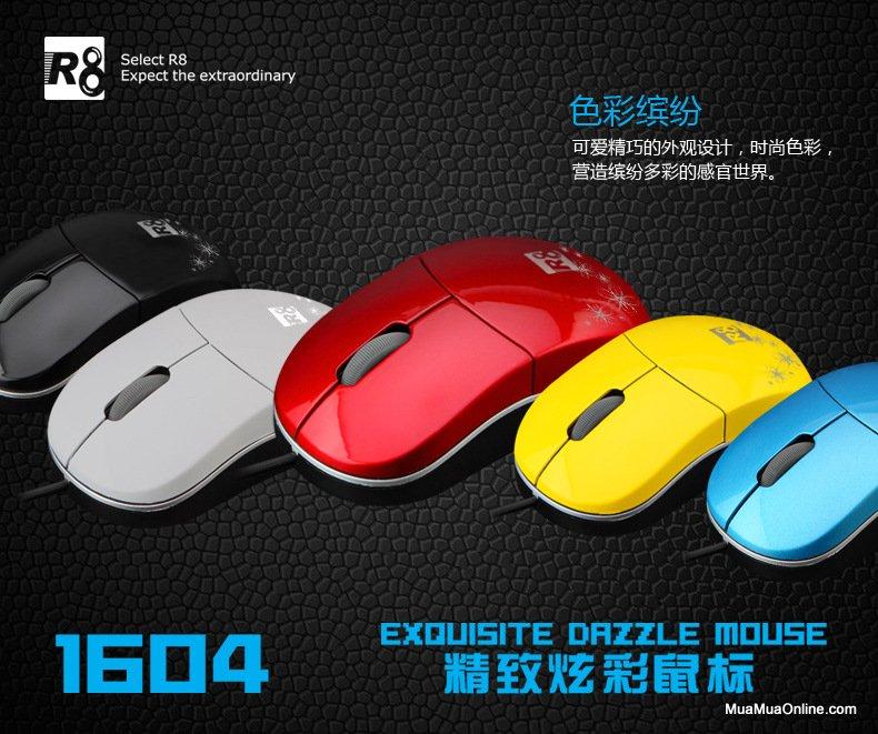 Chuột Led Chuyên Game R8 1604