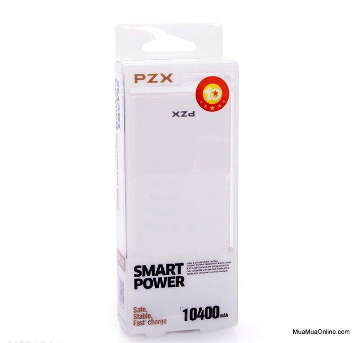 Pin Sạc Dự Phòng Pzx 10.400Mah