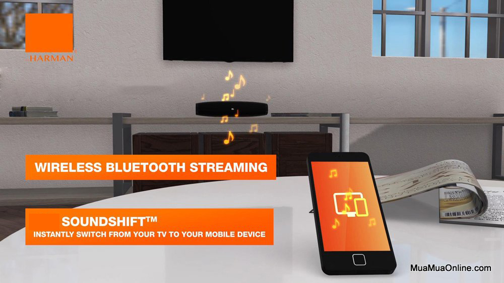 Loa Nghe Nhạc Bluetooth Boost Tv Cao Cấp