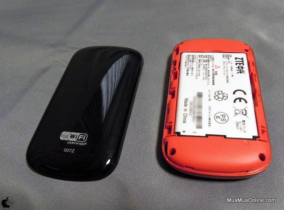 Bộ Phát Wifi Từ Sim 3G Softbank 007 Tốc Độ Cao