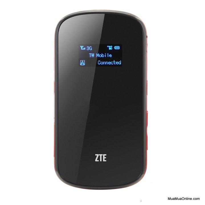 Bộ Phát Wifi Từ Sim 3G Zte Mf80