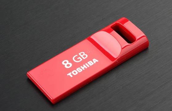 Usb Toshiba Mini 8Gb Chính Hãng