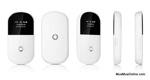 Bộ Phát Wifi Từ Sim 3G Vodafone R205 Tốc Độ Cao